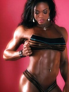 Black Muscle Pictures
